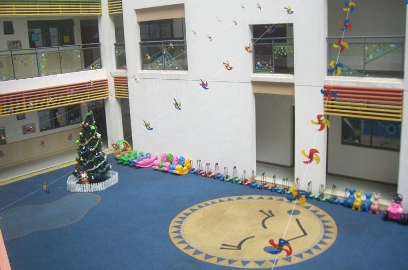 幼儿园,课室环境