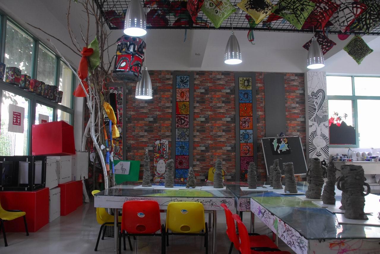 博雅石厦第一幼儿园环境照片 第2张