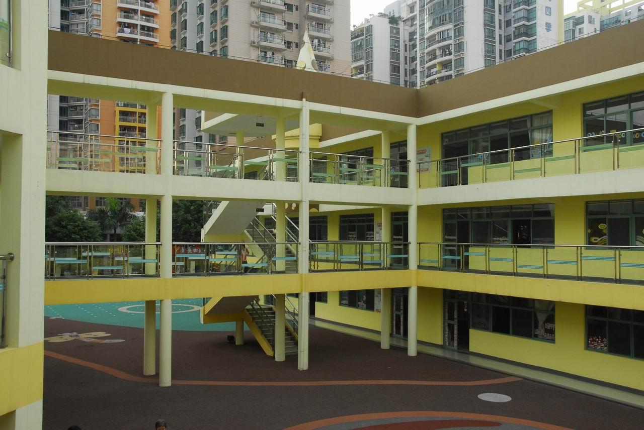 博雅石厦第一幼儿园环境照片 第6张
