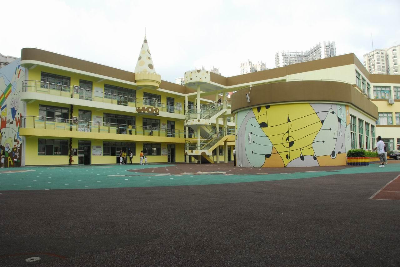 博雅石厦第一幼儿园环境照片 第10张