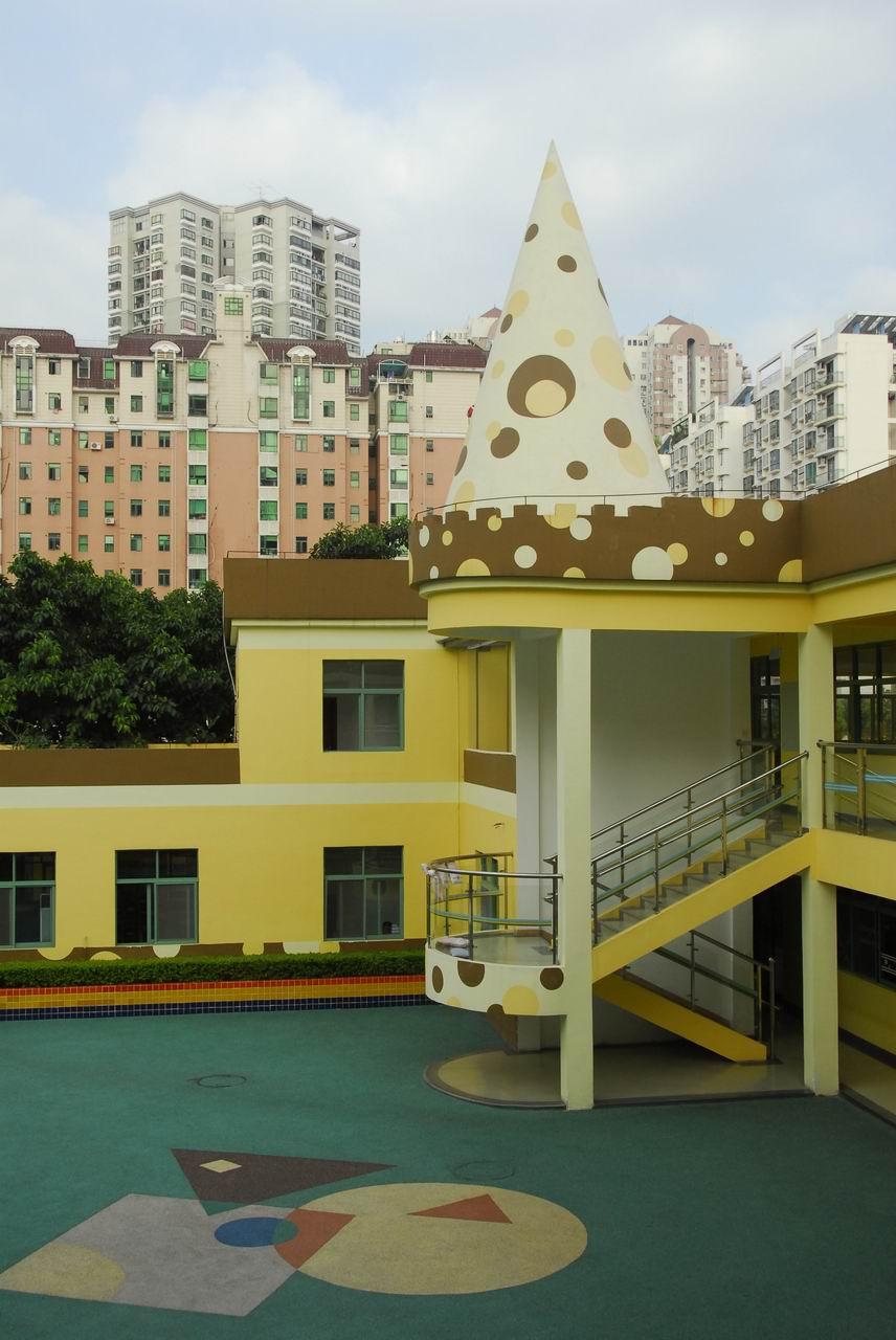 博雅石厦第一幼儿园环境照片 第7张