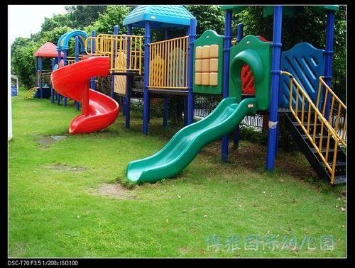 博雅水榭花都幼儿园环境照片 第5张