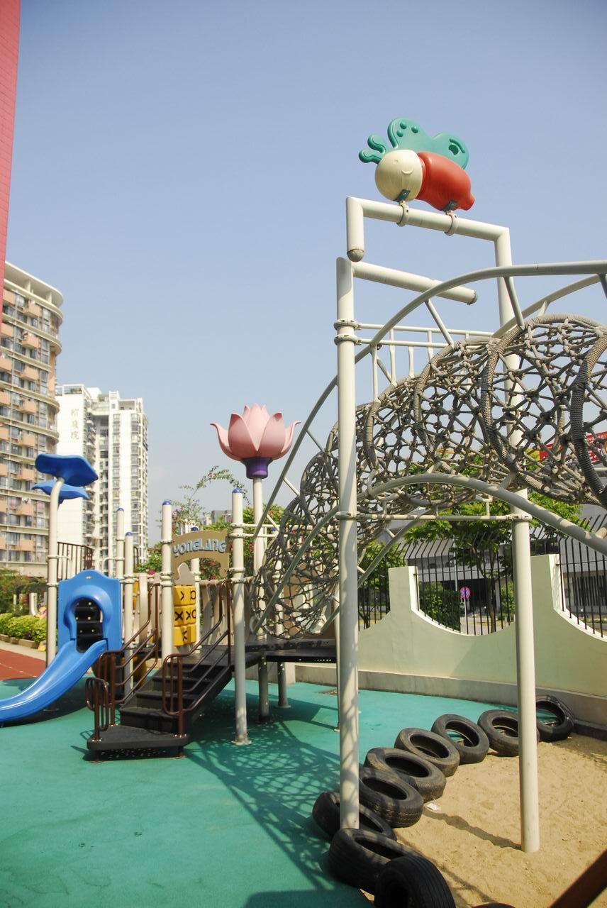 博雅翰林幼儿园环境照片 第10张